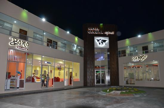 Hotel Global Express Pachuca