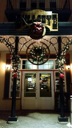 Steakhouse Bullseye : Christmas Bullseye