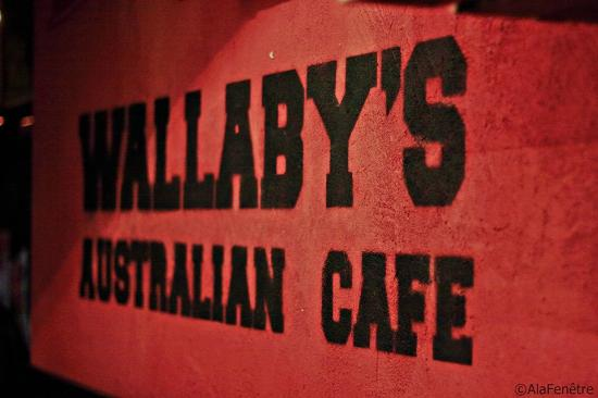 ‪Wallaby's Australian Cafe‬