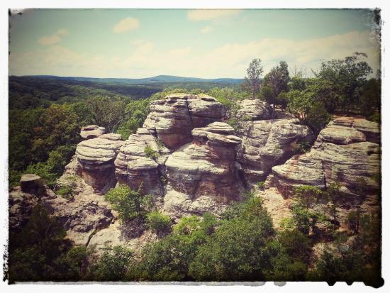 shawnee national forest garden of the gods - Shawnee National Forest Garden Of The Gods