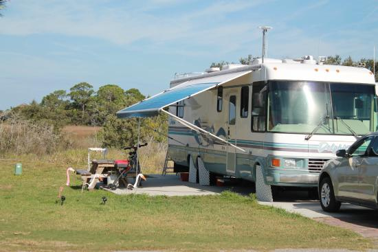Reviews Ocean Grove Rv Resort St Augustine Beach Florida
