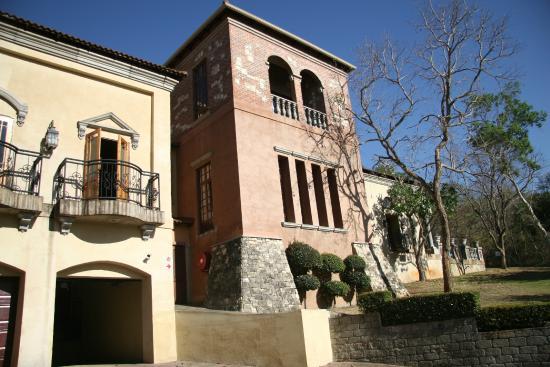 La Villa Vita Nelspruit : Front of Hotel