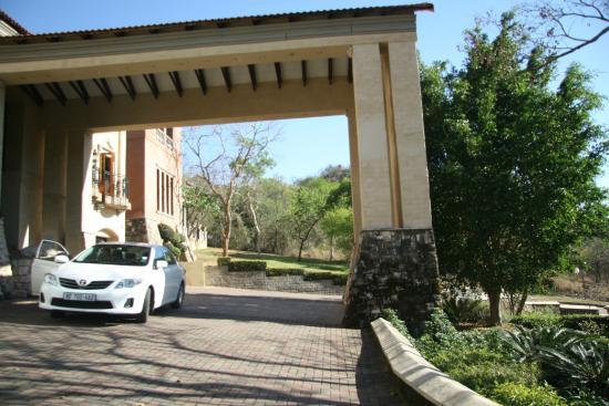 La Villa Vita Nelspruit : Entrance