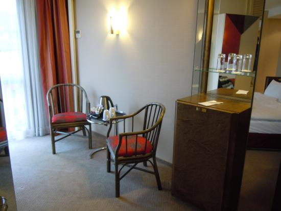 Crowne Plaza Hotel Hannover: Tea coffee area