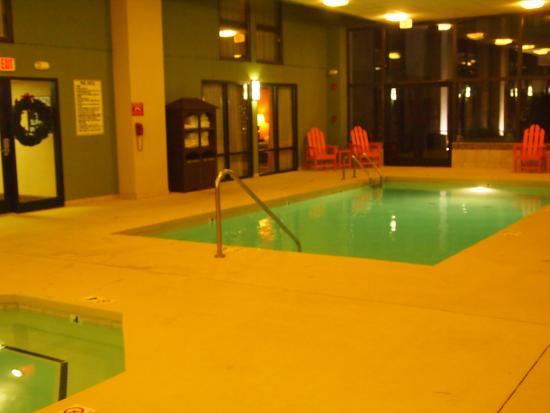 Hampton Inn Asheville - I-26 Biltmore Area: Pool