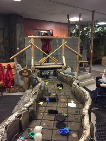 Children's Museum and Theatre of Maine : Water area