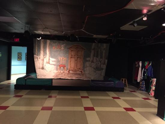Children's Museum and Theatre of Maine : Theater