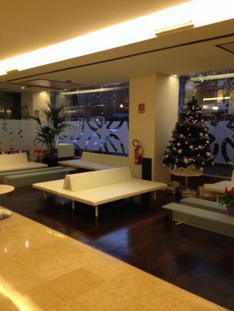 hotel claridge de roma: