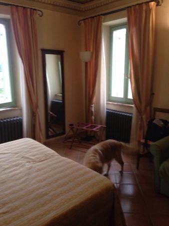 Hotel San Claudio : Una delle due stanze a nostra disposizione
