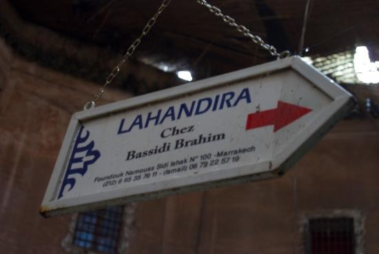 Lahandira: The panel of our shop