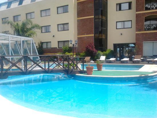La Foret: la zona mas bonita del hotel