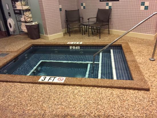 Embassy Suites by Hilton Portland Maine: Hot tub
