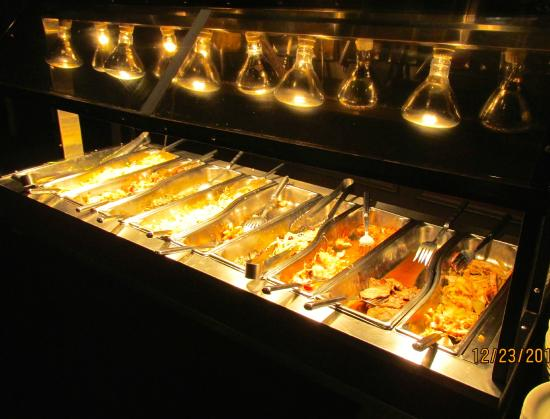 Ellendale's Restaurant: Hot Bar