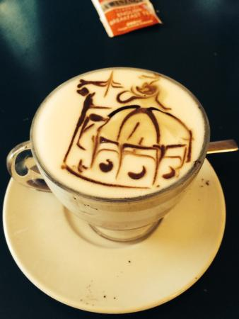 News Cafe: Cappuccino