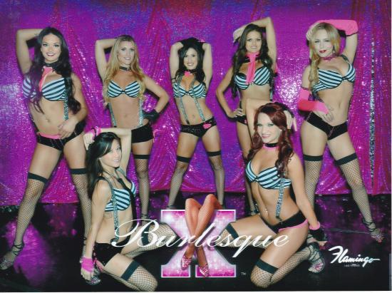 X Burlesque: The Cast