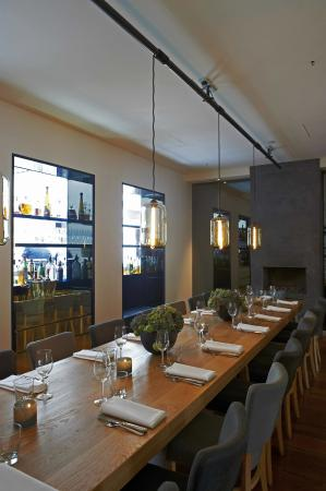 Private Dining Room - Picture Of Circa, The Prince, St Kilda