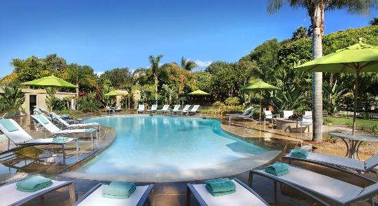 Lagoon Pool Picture Of Paradise Point Resort Amp Spa San Diego Tripadvisor