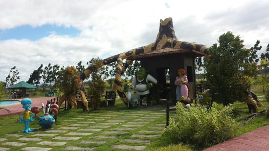 Shrek House Picture Of Crystal Waves Hotel And Resort Talavera