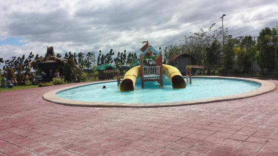 Kids Slide Pool Picture Of Crystal Waves Hotel And Resort