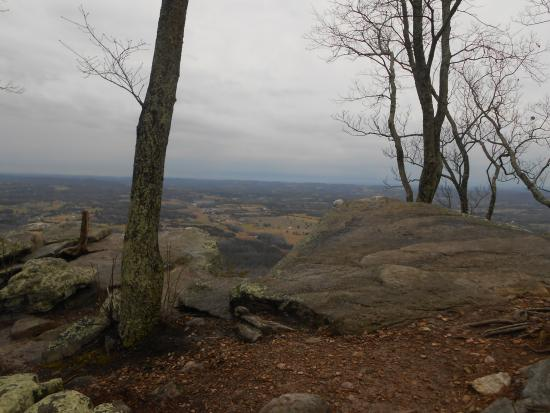 House Mountain State Park: summit