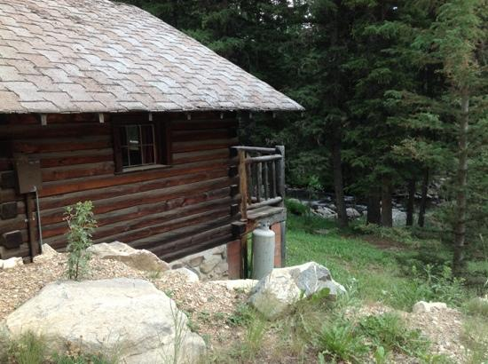 South Fork Mountain Lodge: Rainbow Cabin