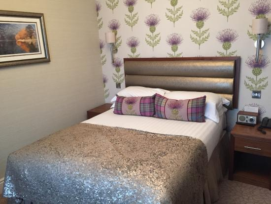 The Kings Arms Hotel: Lovely clean rooms