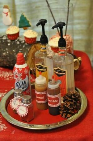 Hilton Garden Inn Knoxville/University: Christmas Coffee Bar