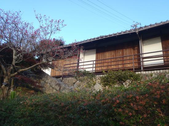 Shiga Naoya Former House : 一番左の部屋に住んでいた