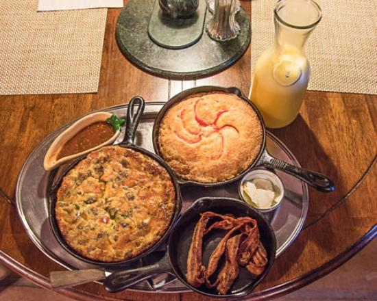 Cochise Stronghold, A Nature Retreat: Great Breakfast