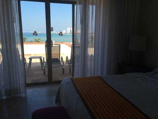 Buganvilias Vacation Club: Master Suite with direct access to terrace