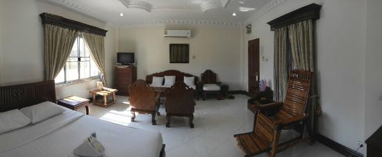 Aroon Residence Vientiane : Executive Suite