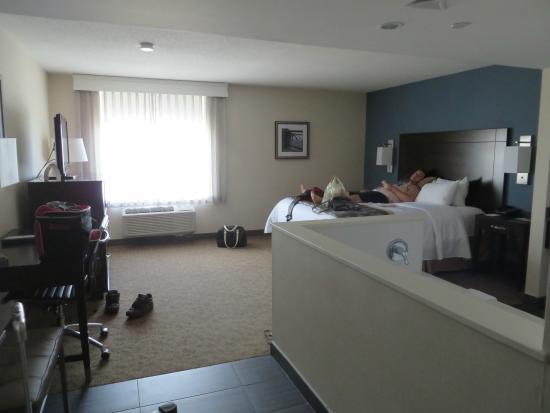 Room Picture Of Wyndham Garden Niagara Falls Fallsview Tripadvisor