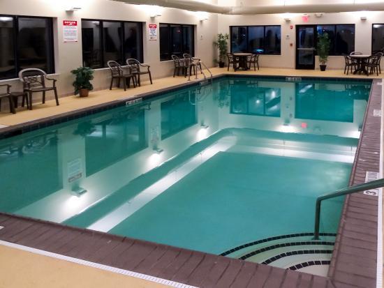 Hampton Inn Chicago-O'Hare International Airport: Nice Indoor Pool