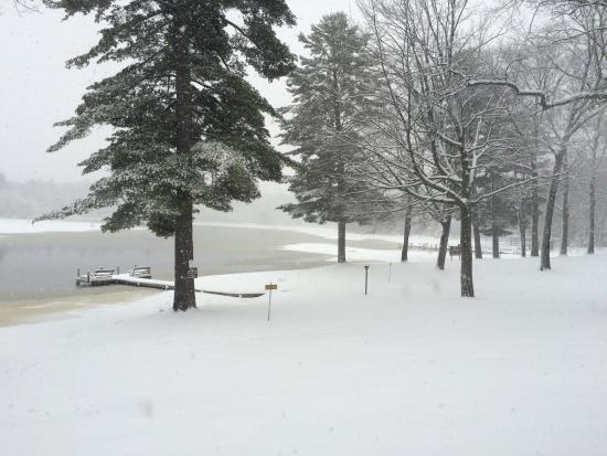 Chanticleer Inn: View of Lake