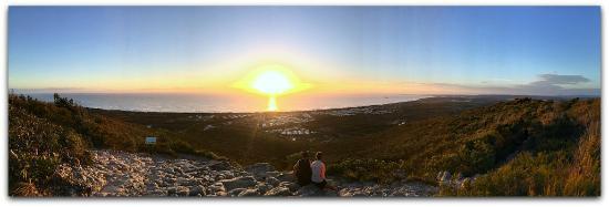 Seacove Resort: Mount Coolum on the Sunshine Coast offers some beautiful views to those that like a climb.
