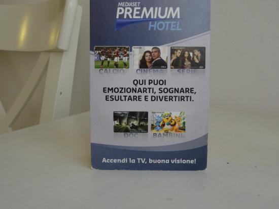 Careggi: Mediaset Premium Hotel