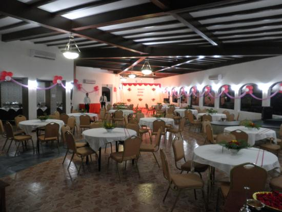 The Kings Hotel: Be it a Reception/ Conference or Gettogether for 25 to 250 Pax