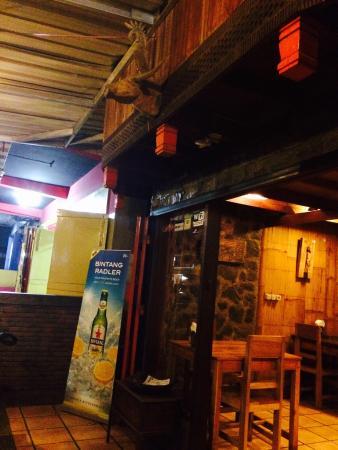 Cafe Aras: Terrace