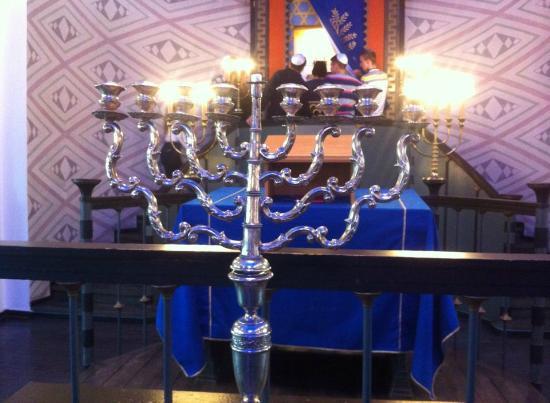 Trondheim, Norwegen: בית הכנסת