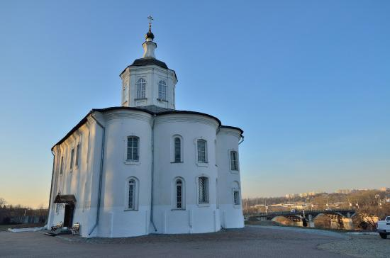 Church of Ioann Theologian on Varyag