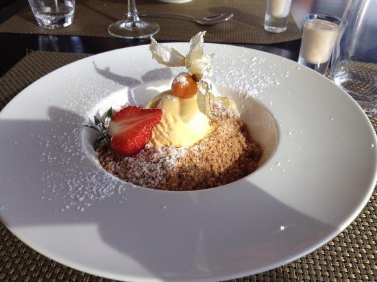Mood Beach Bar & Restaurant: Example dessert