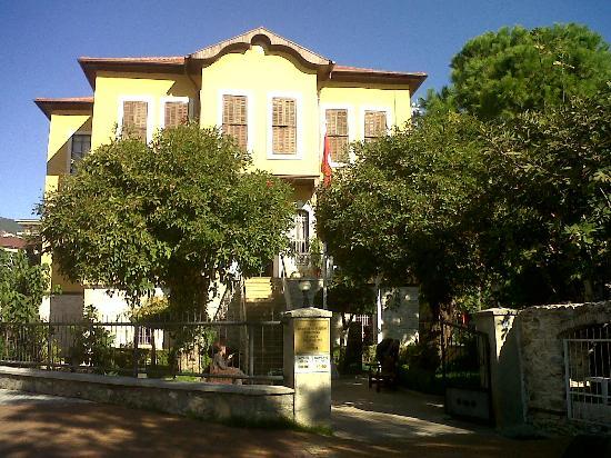 The Ataturk House - Bild von Alanya Ataturk House Museum ...