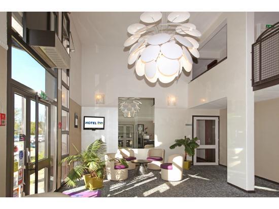 Villemandeur, فرنسا: Hotel Inn Design Resto Novo MONTARGIS