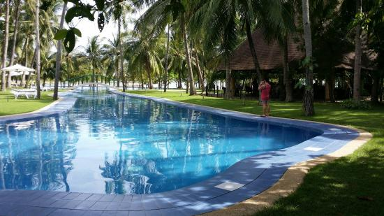 Cordova Reef Village Resort: View from my room
