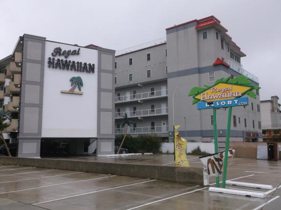 Royal Hawaiian Beachfront Resort: 25 septembre 2014