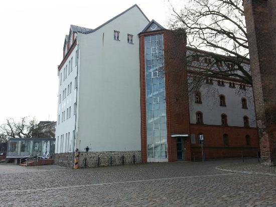 Gedenk- und Dokumentationsstätte Opfer Politischer Gewaltherrschaft