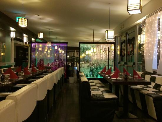 Ichiban: Sala ristorante