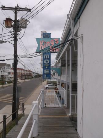 Boardwalk Kings Inn - Wildwood Oceanfront Hotel