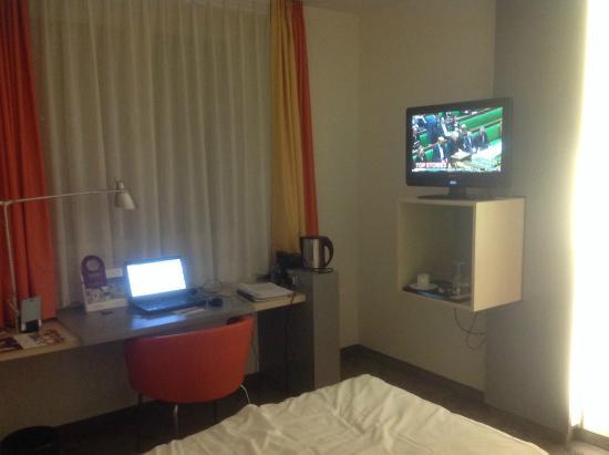 Mercure Hotel Frankfurt Airport Neu-Isenburg: Room