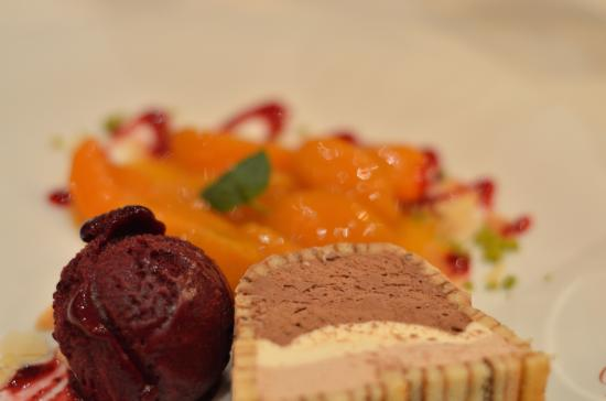 Dattler Schlossbergrestaurant: Dessert